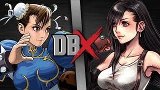 Chun-Li VS Tifa Lockhart | DBX