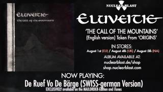ELUVEITIE - The Call Of The Mountains (OFFICIAL MULTILINGUAL TRACK)
