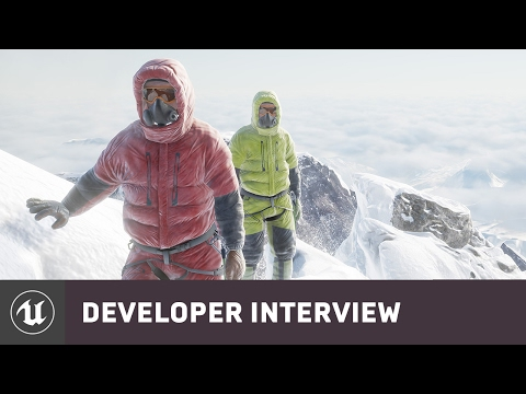 Everest VR by Solfar Studios | E3 2016 Developer Interview | Unreal Engine