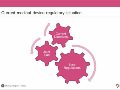 Medical Device Webinar: Key EU and US regulatory changes on the horizon