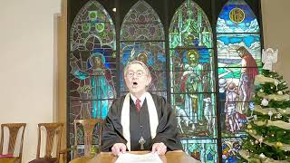 """YUM Sunday Worship on Dec.27, 2020- """"The Real Wonder of Christmas"""" by Rev. Bruce Roffey"""