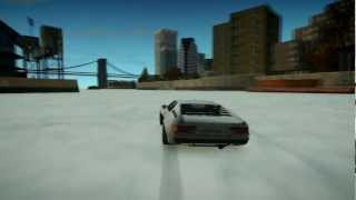 Cruising On Ice (Frozen IV) [GTA IV - Map Mod]