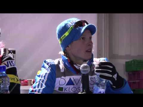 Ladies Sprint conference Davos