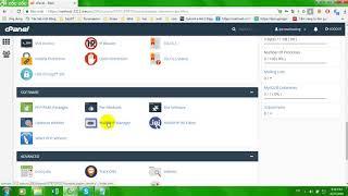 iNET - Hướng dẫn đăng nhập quản trị hosting và sử dụng Cpanel trên hosting iNET