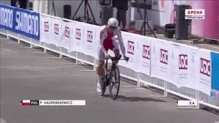 Чемпионат мира по шоссейному велоспорту 2016. Индивидуальная гонка на время. Мужчины до 23 лет.