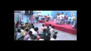 Reegan Gomez, கர்த்தர் யோசுவாவோடுகூட இருந்தார். 19.05.2012