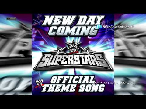 2013: WWE Superstars 2nd & New Official Theme Song -