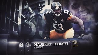 #83 Maurkice Pouncey (C, Steelers) | Top 100 Players of 2015