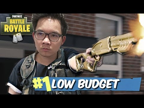 FORTNITE SONG by DANERGY | LOW BUDGET | Minh Lee