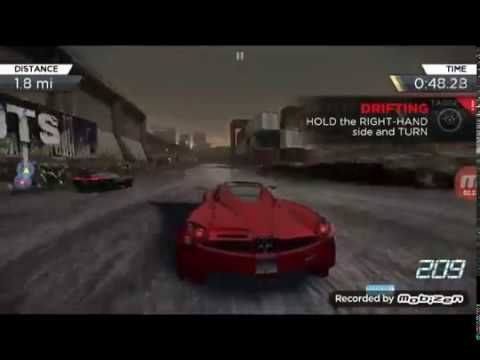 Need For Speed Super Car  (NFS MOST WANTED ANDROID)