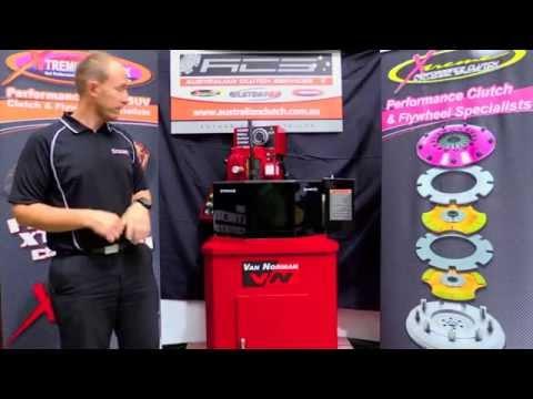 CLUTCH TECH: Van Norman Flywheel Grinder Features And Operation Guide