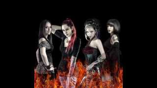 Mystica Girls - Gates Of Hell 2014 (full album)