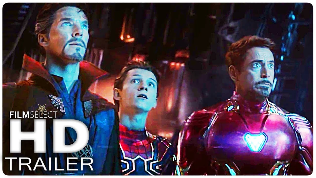avengers infinity war super bowl trailer español (2018) - youtube
