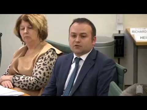 Work and Pensions Committee Inquiry into Uber UK Part 2