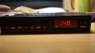 Бортовой Компьютер ВАЗ 2115 пересвет