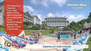 panama hotel sheraton bijao www plantodoincluido net onvacation