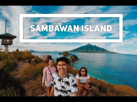 Sambawan Island, Maripipi, Biliran Leyte