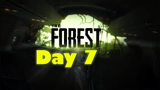 The Forest Diaries - Day 7 - Check Out Ma Tree House (v0.07)