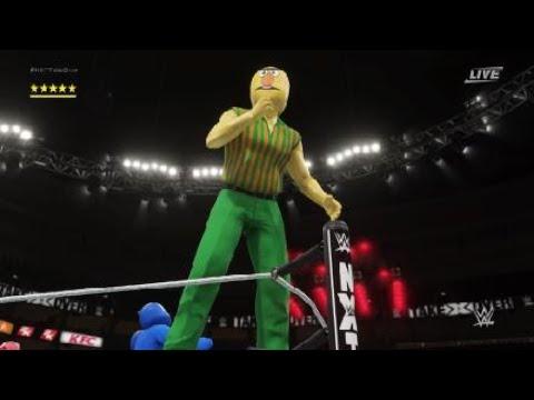 Prime Time Players, Nick Miller, & Shane Thorne VS Sesame Street Gang