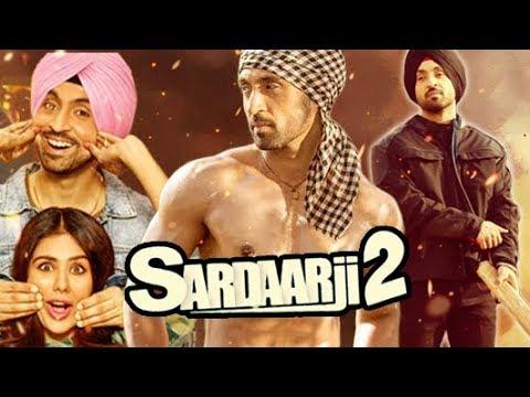 Sardaar Ji 2   Hindi Movies 2019 Full Movie   Diljit Dosanjh Movies   Sonam Bajwa   Monica Gill