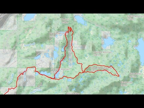 d8c76d9bc0f Using Strava and Gaia GPS to map mountain bike rides - YouTube