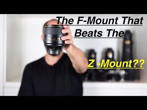 Z 85mm VS 105mm F1.4 VS 70-200mm F2.8. The F-mount fight back ??