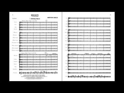 Mini Suite by Morton Gould