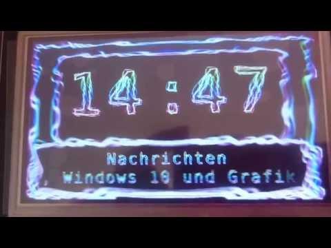 Ra8875 esp8266 Alarm clock - schuppeste1