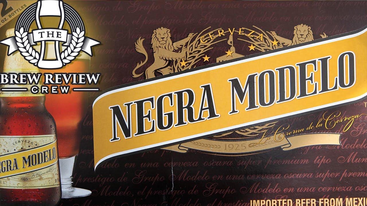 negra modelo logo