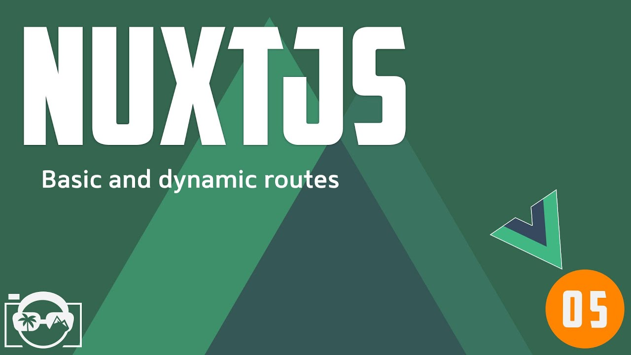 Nuxt js tutorial for beginners - Basic and in dynamic routing nuxt js build  on vuejs