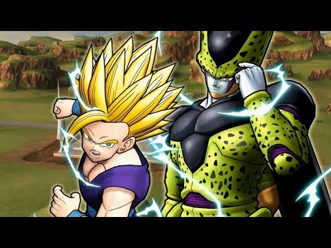 """Dragonball Raging Blast 2 - All Characters """"Thank You *Player*"""" Quotes 