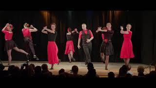 Tip Tap Warsaw Broadway Jazz średniozaawansowani - Dove L'amore