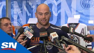 Zack Kassian Won't Let Teammates Act Like Their S*** Don't Stink