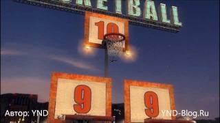 FlatOut 2 Баскетбол 10 + 1 очков