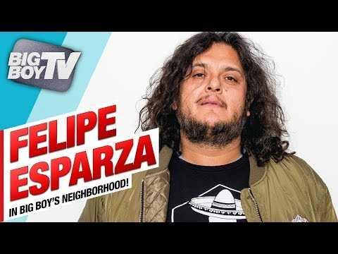 Felipe Esparza On Comedy Beefs, Craziness In Texas & a Lot More!