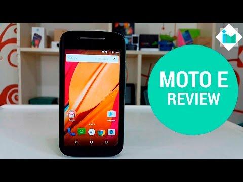 Motorola Moto E 2015 - Review en español