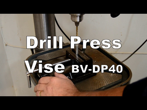 BESSEY® Drill Press Vise
