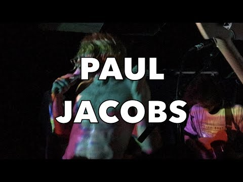 PAUL JACOBS: live in Paris (January 2018) HD