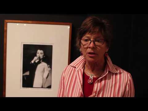 Julie Rickwood Interview on Wendy Saddington @ CMAG