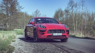 Porsche Macan GTS (2016) - driving, sound, acceleration and nice footage