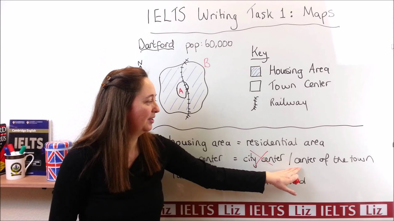 Ielts writing task 1 map vocabulary youtube ccuart Images