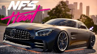 AMG GT R pro Tuning - NEED FOR SPEED HEAT