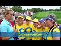 Day 1 Fan Cam | The Solheim Cup 2017