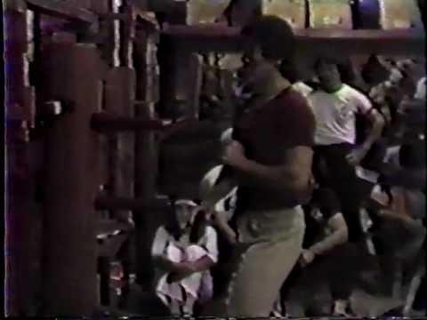 Sifu William Cheung - Los Angeles, 1983 (6/13)