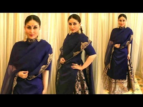 Kareena Kapoor Look Hot In Blue Royal Outfit In Goa Mp3