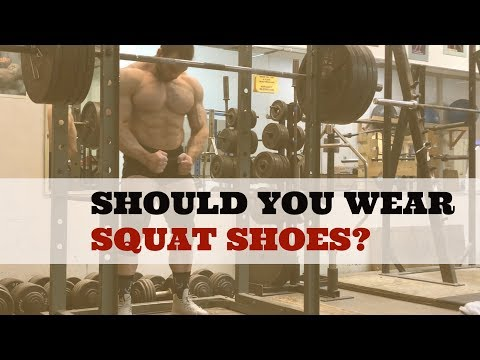 e74139666b8a Flat Vs. Heeled Lifting Shoes for Squatting  Choosing What s Best For You