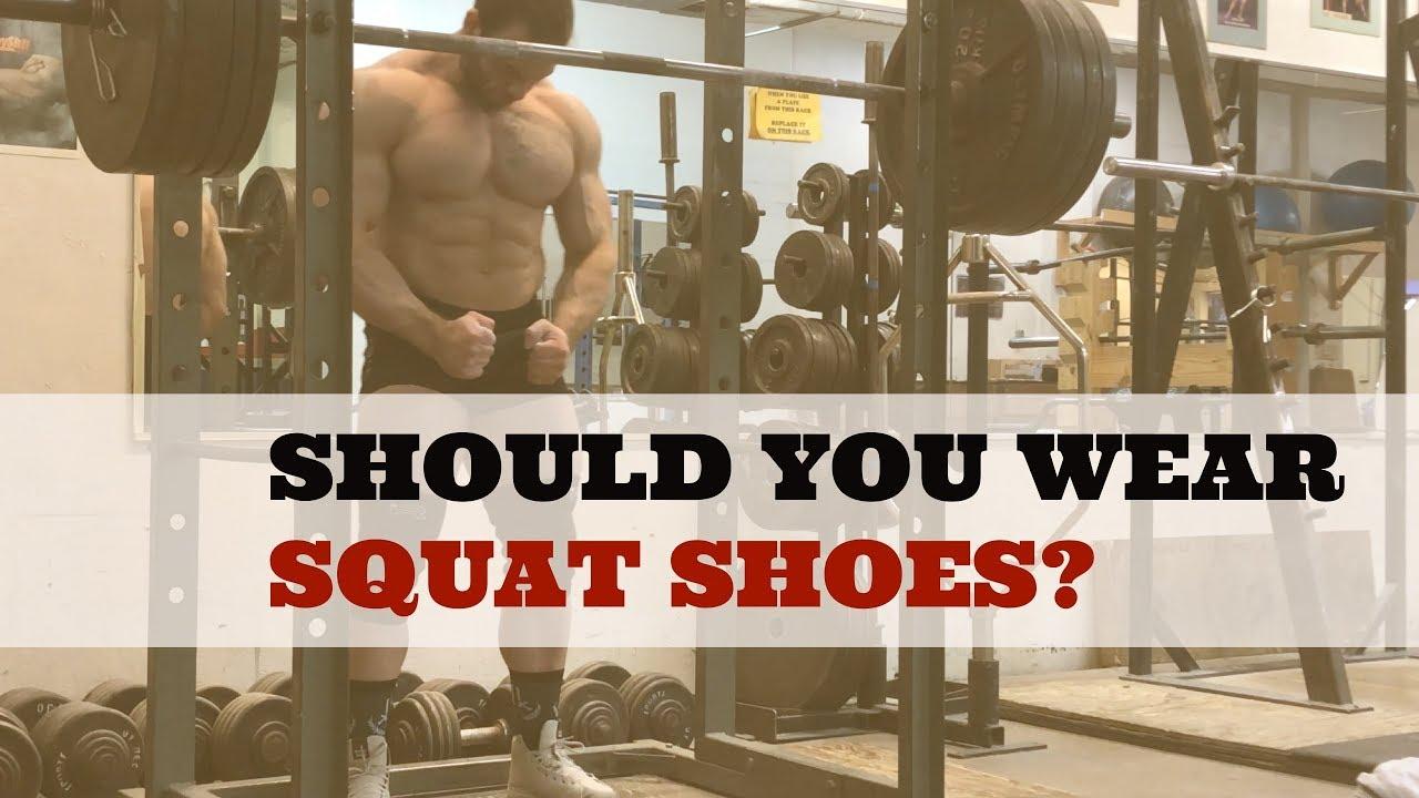 When Should You Wear Squat Shoes?