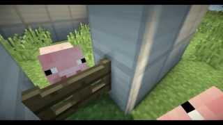 Repeat youtube video [ minecraft ] นิทานเรื่อง ลูกหมูสามตัว ( มายคราฟ )