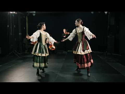 DANCEFLOOR1700 - baroque music and baroque dance
