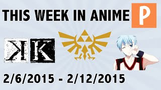 k season 2 zelda live action series and kuroko s basketball 3ds this week in anime
